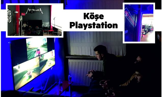 Köşe playstation