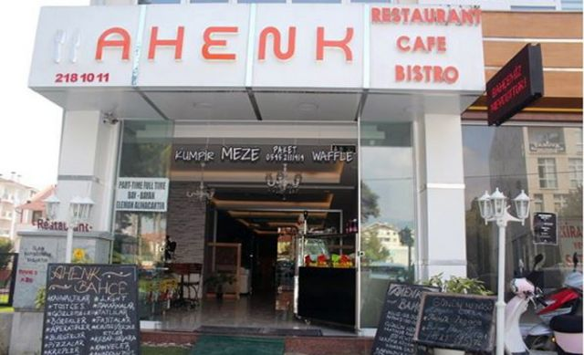 AHENK CAFE&RESTAURANT