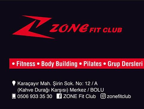 Zone Fit Club