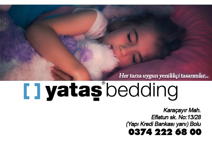 YATAŞ BEDDING- BOLU