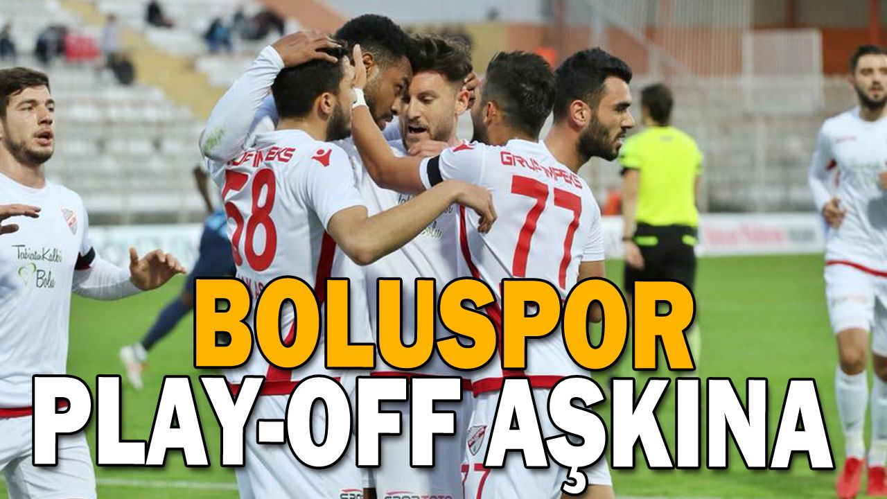 BOLUSPOR PLAY-OFF AŞKINA