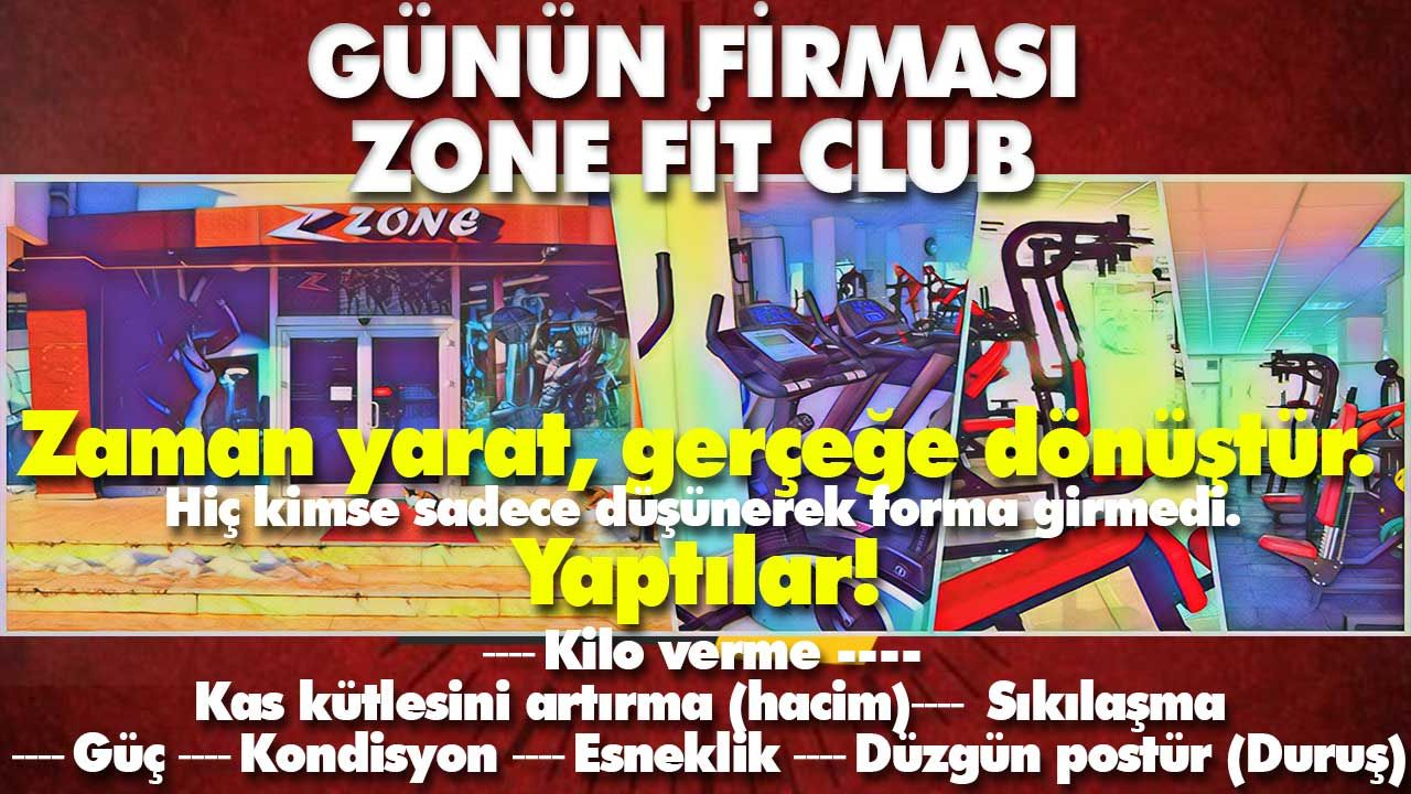 ZONE FİT CLUB