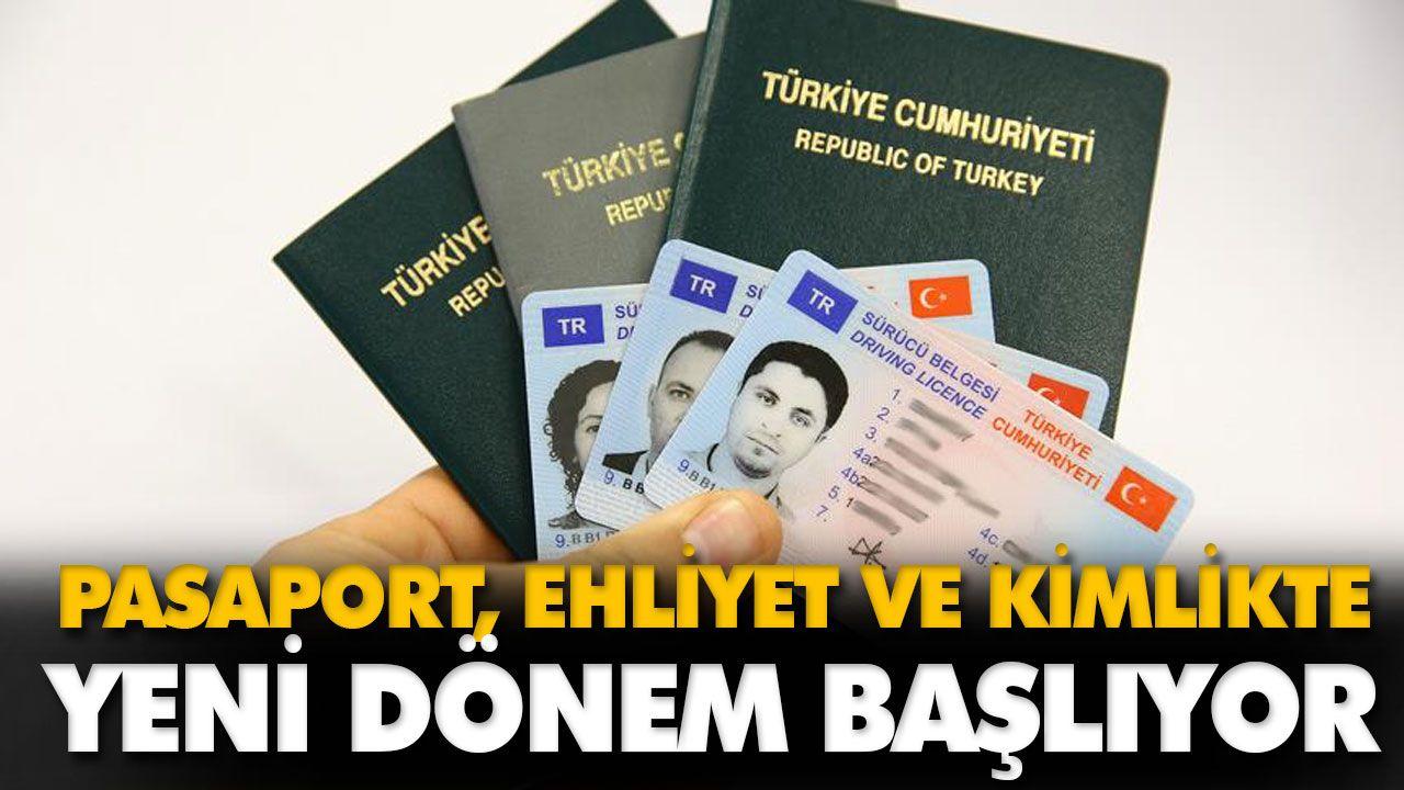 Çipli Pasaport Nasıl Alınır