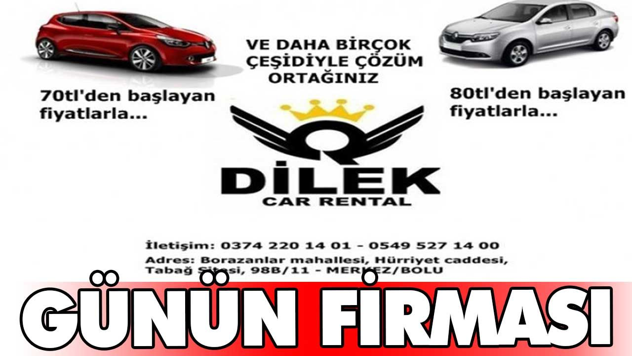 DİLEK CAR RENTAL