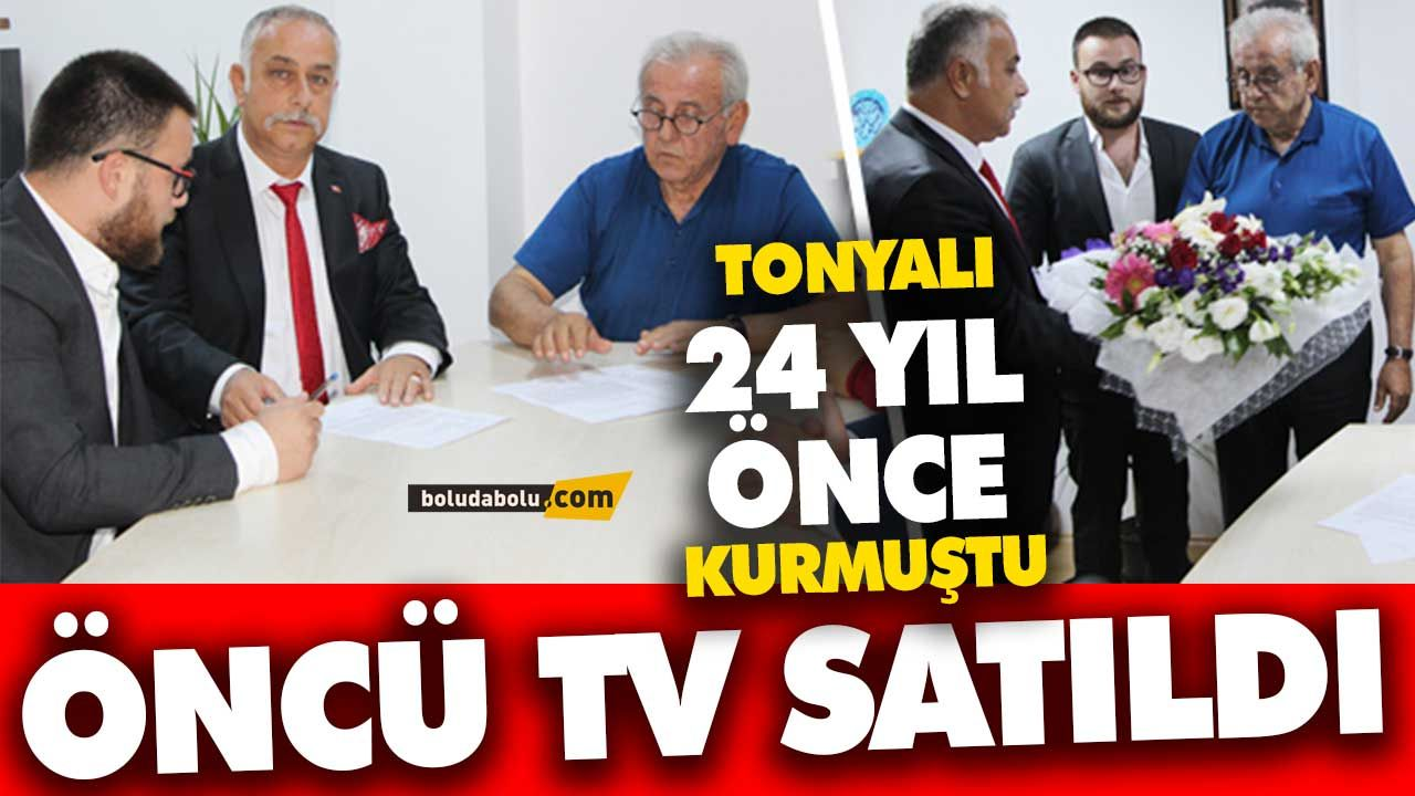 ÖNCÜ TV SATILDI