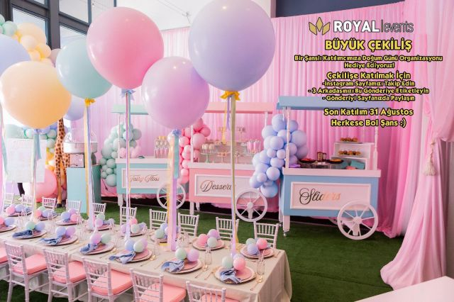 Royal Events Organizasyon BOLU